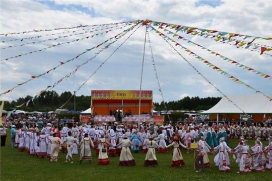 6 июля в Аксубаевском районе Республики Татарстан отметят Всероссийский праздник чувашской культуры «Уяв»