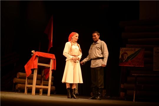 17 июля состоится закрытие театрального сезона в Чувашском академическом драматическом театре имени К.В. Иванова