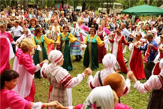 В рамках Межрегионального фестиваля чувашские литераторы встретились с земляками Воротынского района Нижегородской области