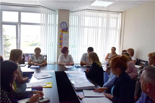 Состоялось рабочее совещание с руководителями учреждений дополнительного образования детей в сфере культуры и искусств Чувашской Республики