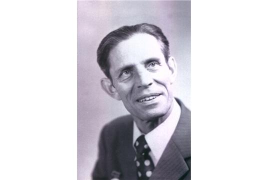 95 лет со дня рождения народного артиста РСФСР, народного артиста Чувашской АССР Виктора Родионов