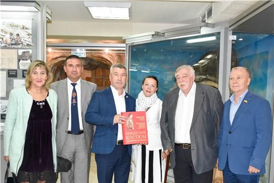 В Чувашском национальном музее обсудили подготовку к празднованию 100-летия со дня образования Чувашской автономной области