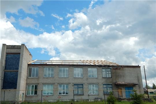В учреждениях культуры Вурнарского района идут ремонтные работы