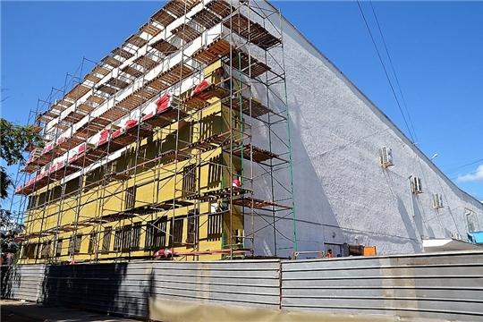 В рамках национального проекта «Культура» капитально отремонтируют здание Чувашского государственного театра юного зрителя имени Михаила Сеспеля
