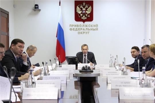 Константин Яковлев принял участие в заседании рабочей группы Совета при полномочном представителе Президента РФ в ПФО