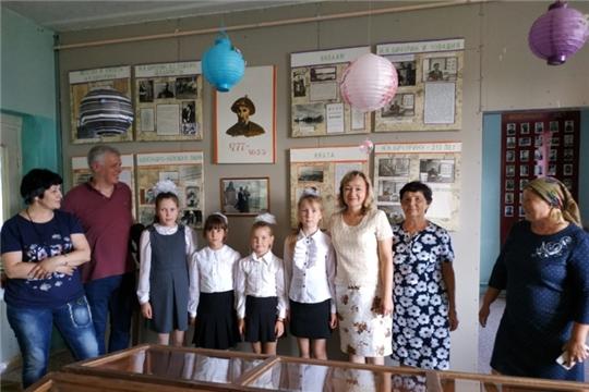 Село Бичурино Мариинско-Посадского района посетила съемочная группа телеканала «Культура»