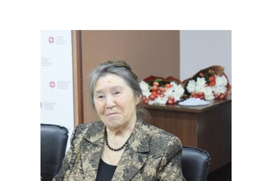 26 июля - юбилей чувашского писателя, поэта, переводчика Евы Лисиной