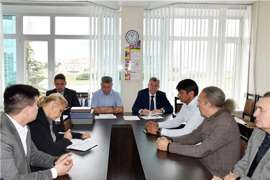 Состоялось заседание рабочей группы по выработке концепции празднования 100-летия образования Чувашской автономной области