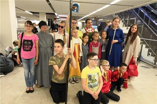 Церковно-исторический музей города Чебоксары успешно реализует программу социокультурной реабилитации инвалидов