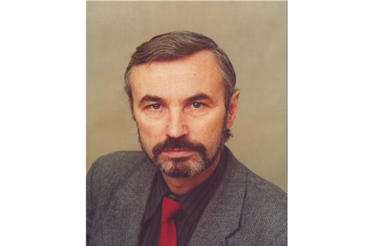 22 августа отмечает юбилей заслуженный артист Чувашской Республики Андриян Павлов