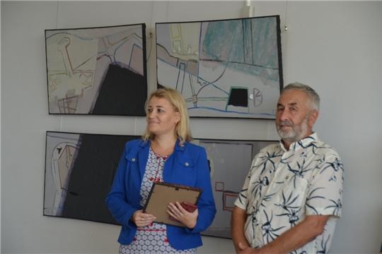 В Чувашском государственном художественном музее открылась выставка «Между Волгой и Уралом»