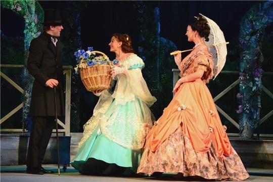 Состоится открытие театрального сезона в Русском драмтеатре