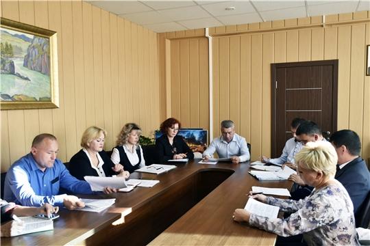 Состоялось рабочее совещание по вопросу подготовки и проведения празднования 100-летия образования Чувашской автономной области