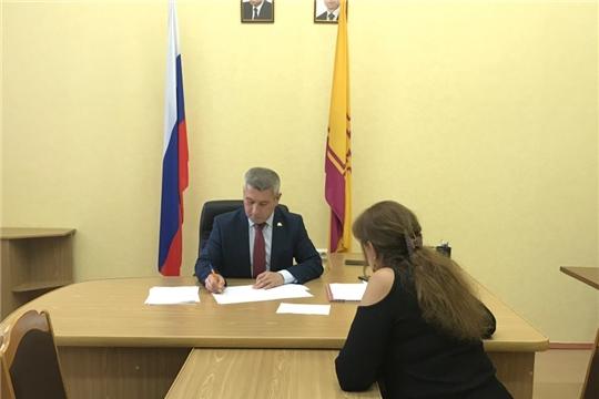 Министр культуры Константин Яковлев провел очередной прием граждан