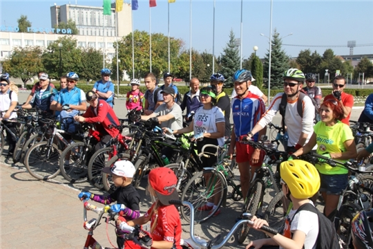 7 сентября состоится XVI ежегодный велопробег «Солнце на спицах»