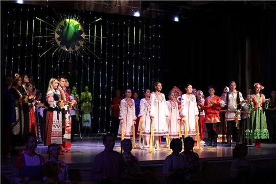 В Чувашском государственном институте культуры и искусств состоялось торжественное мероприятие, посвященное Дню знаний