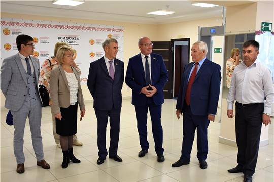 Ассамблея народов Чувашии и Дом Дружбы народов Чувашской Республики расширяют границы сотрудничества
