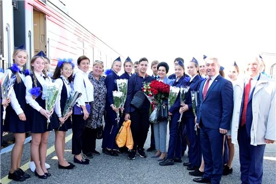 Чувашия отмечает 90-летие со дня рождения дважды Героя Советского Союза, летчика-космонавта СССР Андрияна Николаева