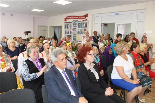 Состоялось торжественное открытие Саланчикского сельского Дома культуры после капитального ремонта