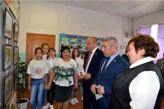 Министр Константин Яковлев принял участие в торжествах, посвященных 85-летию поэта Геннадия Айги