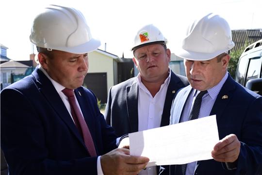 Министр культуры Константин Яковлев проинспектировал ряд объектов культуры