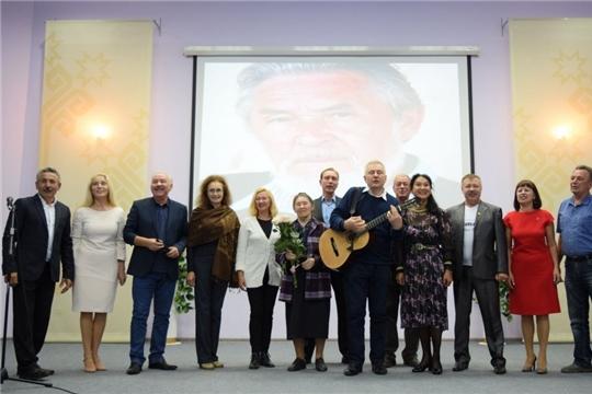 В Национальной библиотеке прошли юбилейные мероприятия,  посвященные 85-летию со дня рождения Г. Айги