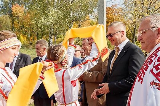 Чувашский праздник нового урожая «Чӳклеме» состоялся в Татарстане