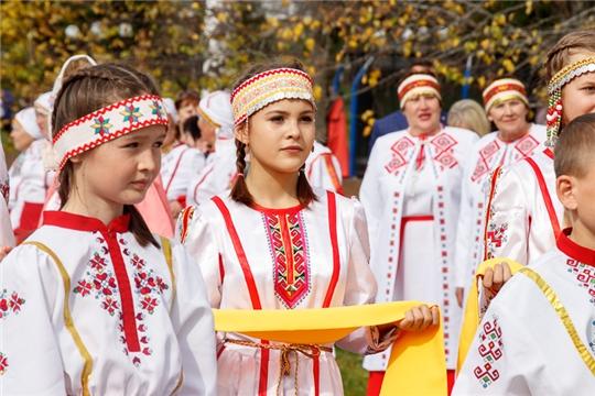 Чувашский праздник нового урожая «Чуклеме» состоялся в Татарстане
