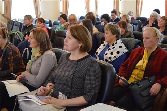В Чувашском национальном музее состоялся семинар «Музей и образование: горизонты сотрудничества»