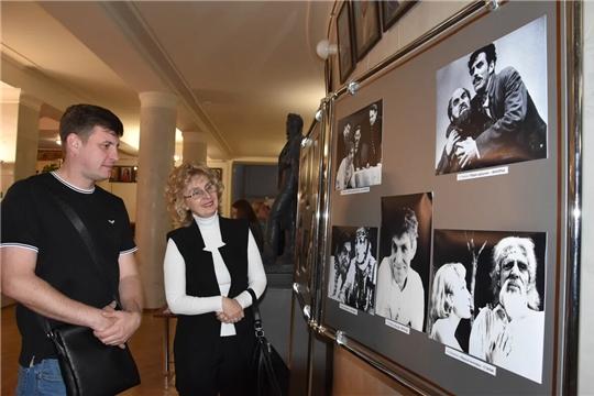 Прошел Вечер памяти народного артиста РСФСР Виктора Иосифовича Родионова