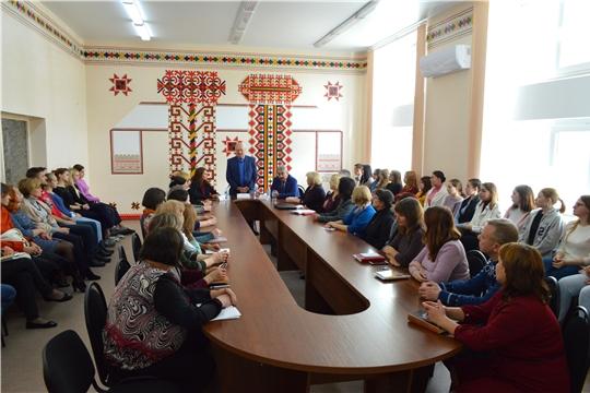 В Чувашском государственном институте культуры и искусств состоялся круглый стол «Культура – основа социально-экономического развития России»