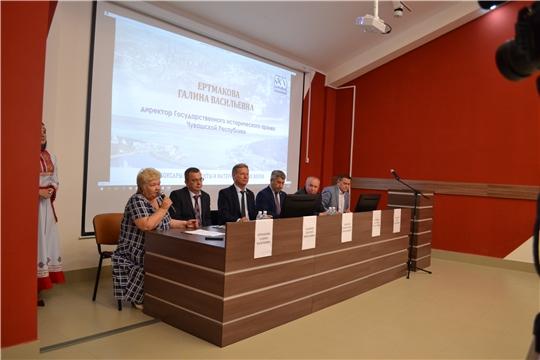 В Государственном историческом архиве Чувашской Республики состоялась презентация книг к 550-летию г. Чебоксары