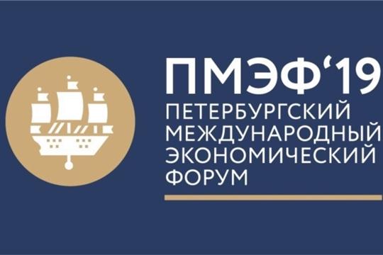 Подведены итоги участия делегации Чувашской Республики в Петербургском международном экономическом форуме