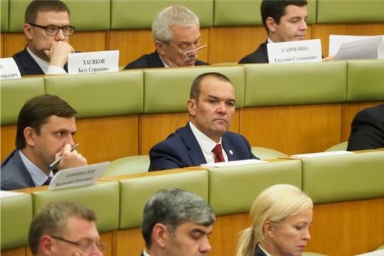 Михаил Игнатьев в Москве принял участие в заседании Правительственной комиссии по региональному развитию
