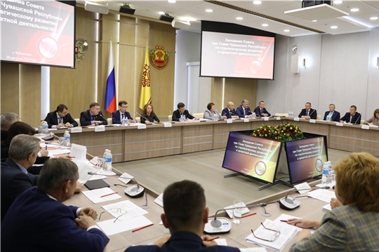Порядка 18% планируемого объема расходов консолидированного бюджета Чувашской Республики в 2019 году направляется на финансирование национальных проектов