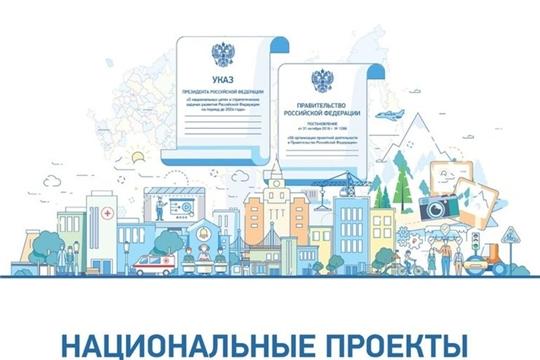 На нацпроекты в 2020-2022 годах из федерального бюджета выделят 7 трлн рублей