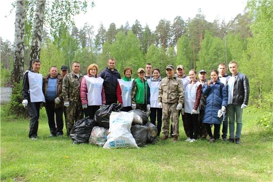 В республике присоединились к Всероссийской акции «Вода России»