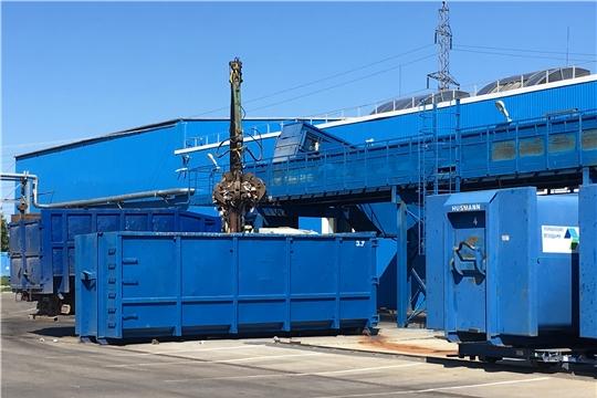 В Чувашии за 6 месяцев 2019 года на концессионных объектах отобрано и реализовано 335 тонн металлосодержащих отходов