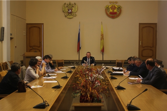 Состоялось очередное заседание Правительственной комиссии по Красной книге Чувашской Республики