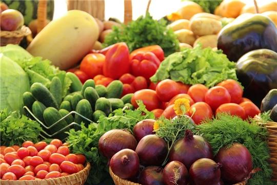 С 20 апреля в городах республики открываются месячники по реализации сельскохозяйственной продукции