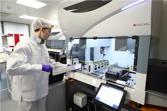 Дмитрий Патрушев открыл крупнейшую лабораторию генетических исследований животных