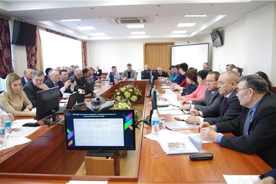 Денис Паспеков провел рабочее совещание по вопросам оценки состояния посевов озимых культур