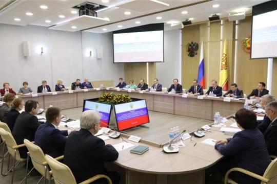 Полномочный представитель Президента РФ в ПФО Игорь Комаров провел в Чувашии совещание по реализации нацпроектов