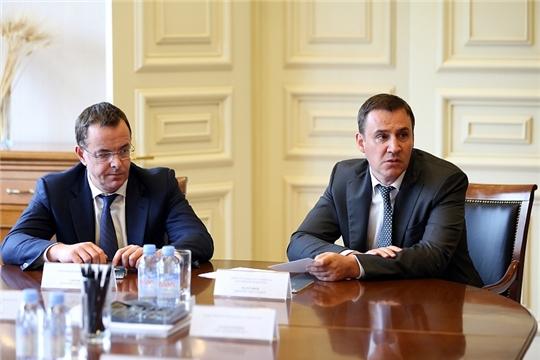 Дмитрий Патрушев представил нового главу Объединенной зерновой компании