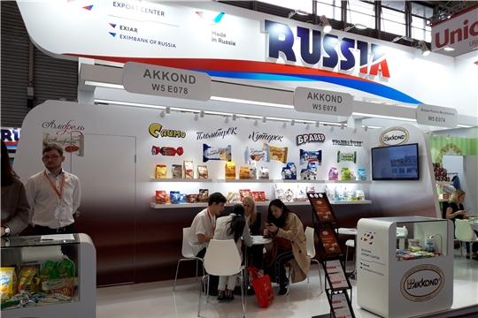 «АККОНД» представил свою продукцию китайским покупателям