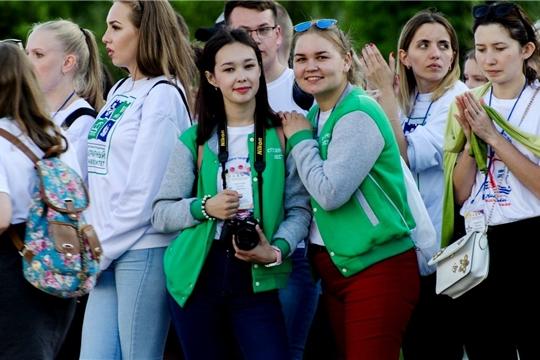 Студенты Чувашской ГСХА приняли участие в открытом фестивале студенческого творчества вузов Минсельхоза России