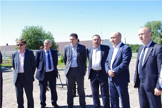 Сергей Артамонов принял участие в выездном заседании Молочного союза республики