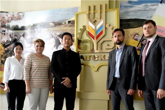 Чувашская ГСХА расширяет границы сотрудничества