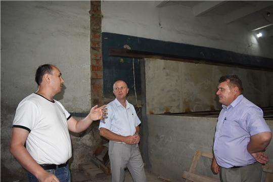 В Ядринском районе реализуется проект строительства солодовни