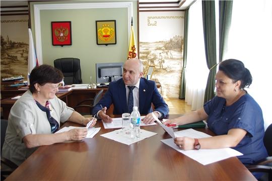 Обсуждены перспективы поддержки инвестиционной активности в АПК республики